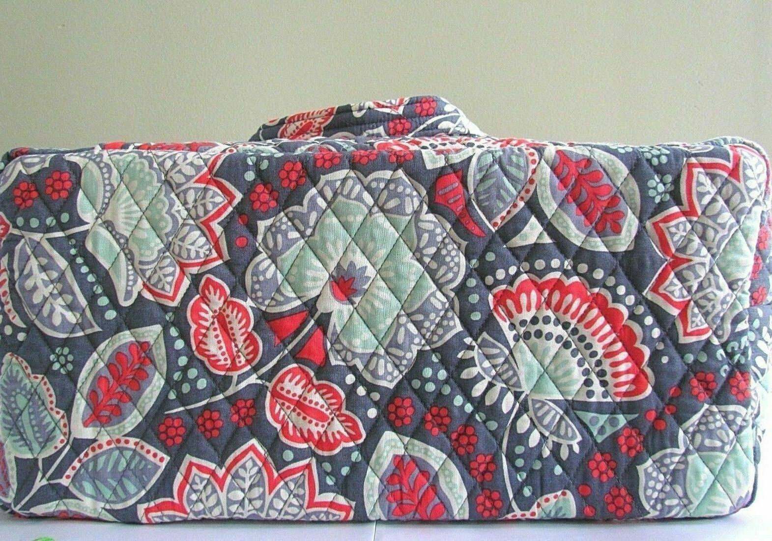 Vera Bradley Miller Travel Carry New