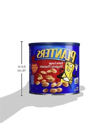 Planters Peanuts, Canister