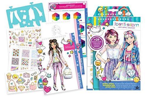 Fashion Design: Kawaii Sketch Book