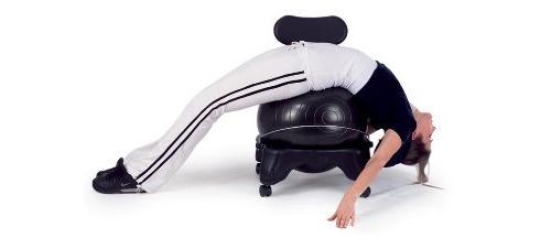 Sivan FCHAIR-AD Balance Chair, Black