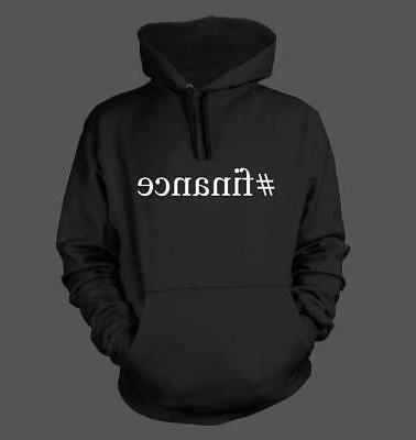 finance men s funny hoodie new rare