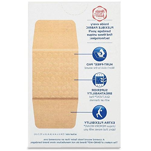 BAND-AID Extra Large
