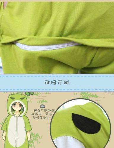 Game Cosplay Kigurumi Short Sleeve Sleepwear