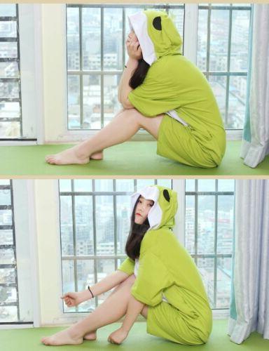 Game Travel Kigurumi Sleeve Pajamas Sleepwear Unisex
