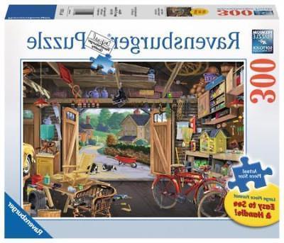 grandpa s garage 300 large pc puzzle