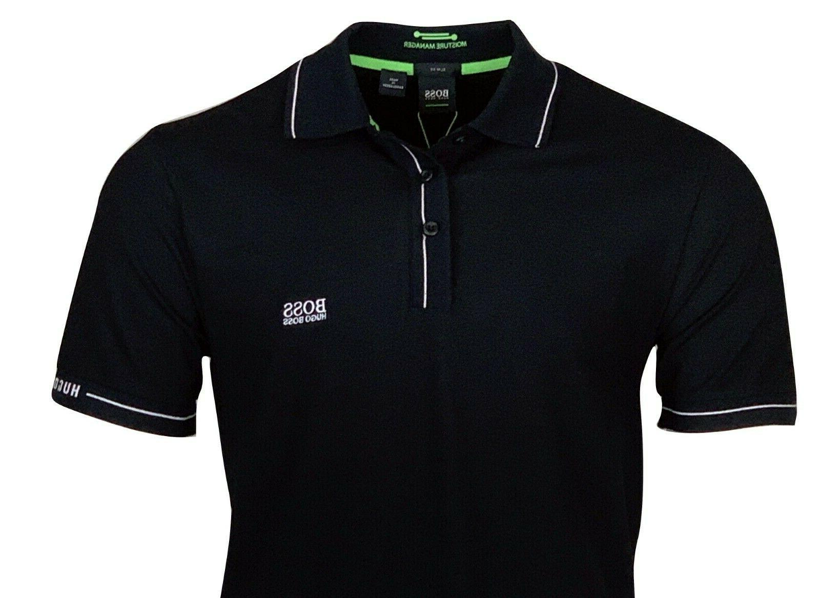 Hugo Paule 50277329 Moisture Manager Polo Shirt -