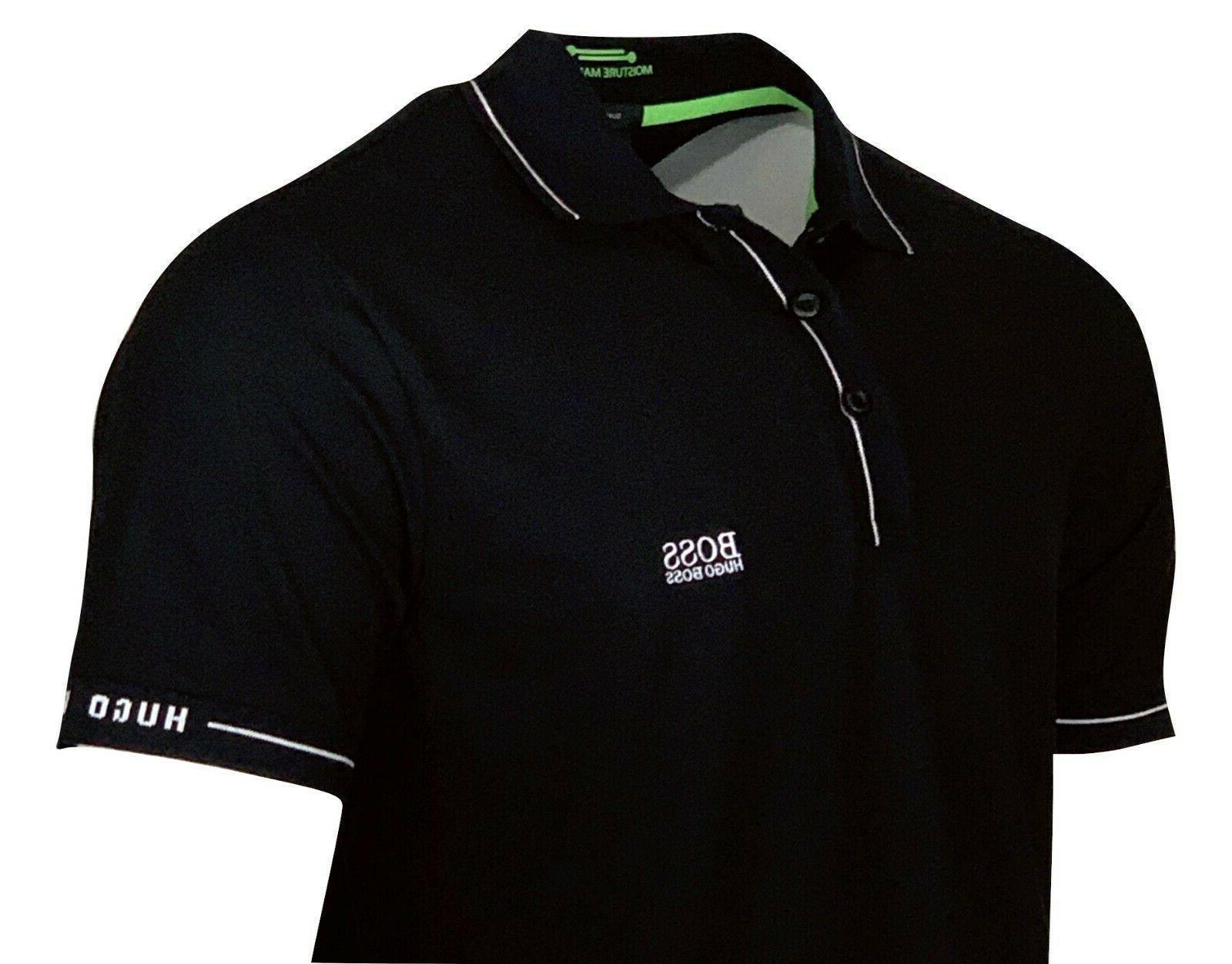 Hugo 50277329 Moisture Manager Polo Shirt - -