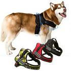 Large Dog Harness Leash Collar Vest For Husky Labrador Bulld