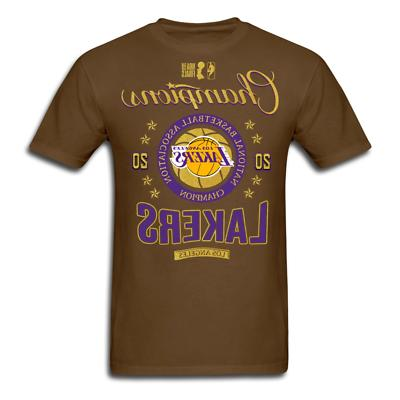 Los Angeles Lakers NBA Finals Champions size