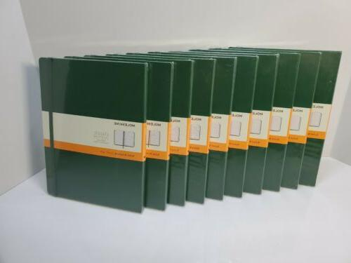 lot of 10 notebook extra large ruled