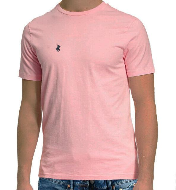 Men Lauren Crew Neck Slim Fit T-Shirt: S-M-L-XL-2XL