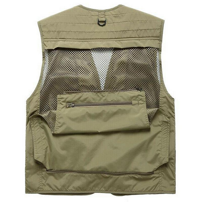 Vest Fishing Gaming Outdoor Casual