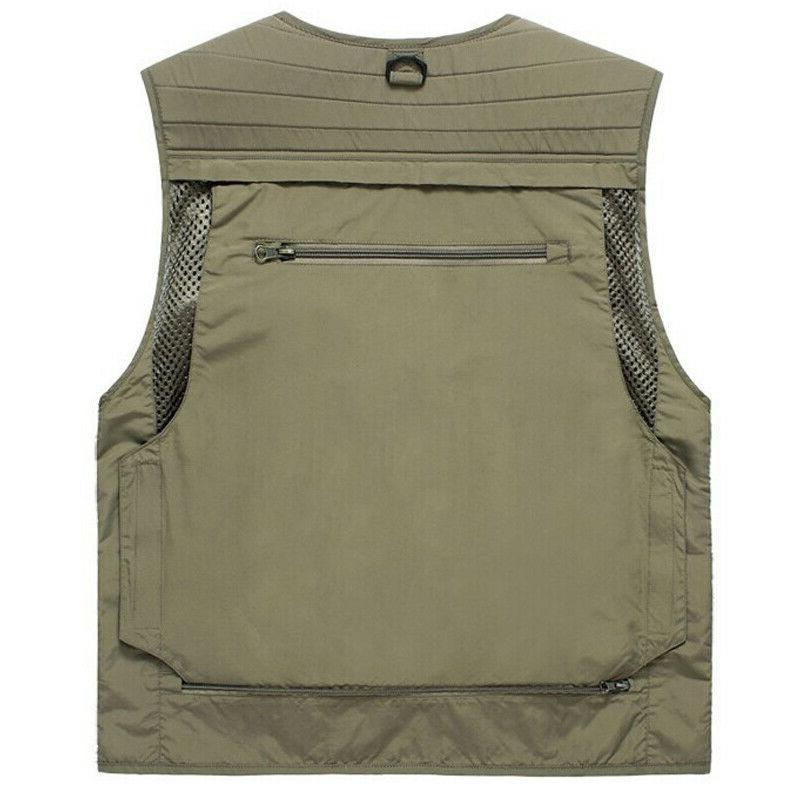 MEN Vest Outdoor