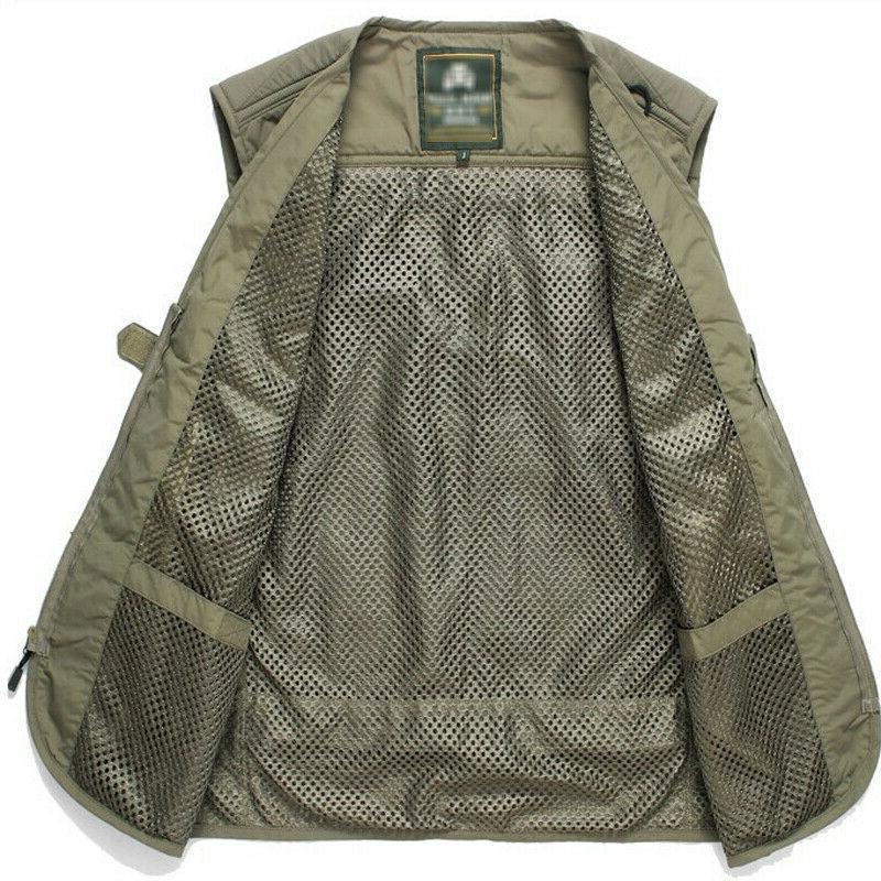Vest Fishing Outdoor