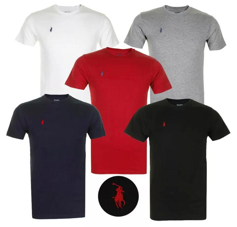 mens t shirt crew neck slim fit