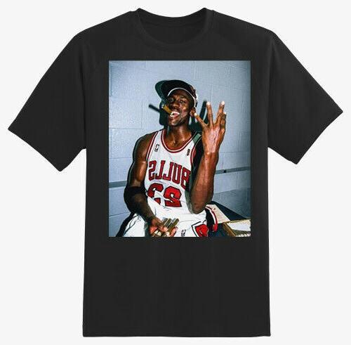 michael jordan champion t shirt new s