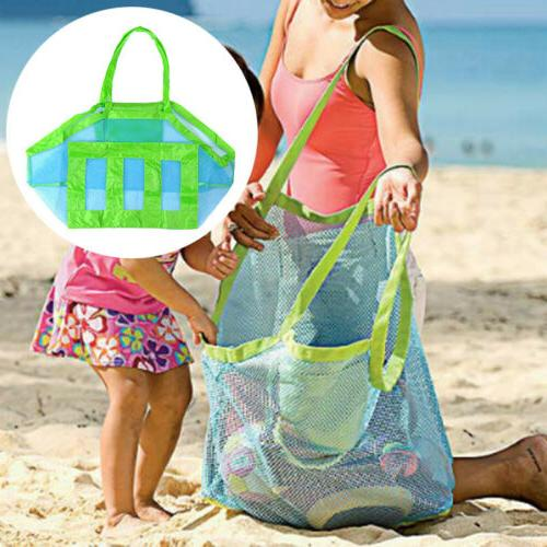 New Extra Large Away Carrying Beach Swimming Mesh Bag US