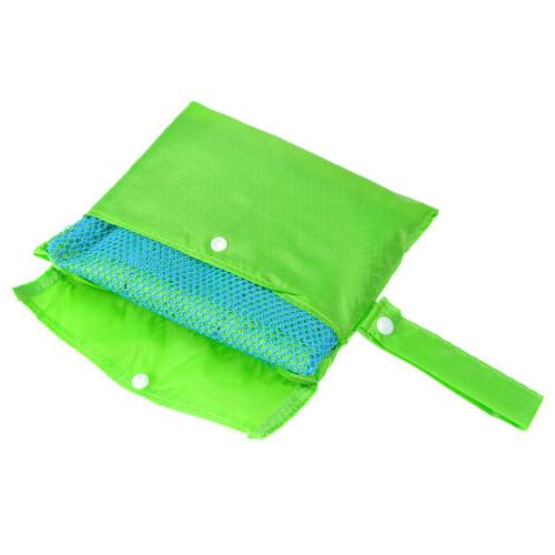 New Extra Large Away Tote Bag Beach Toys Swimming Pool Mesh US