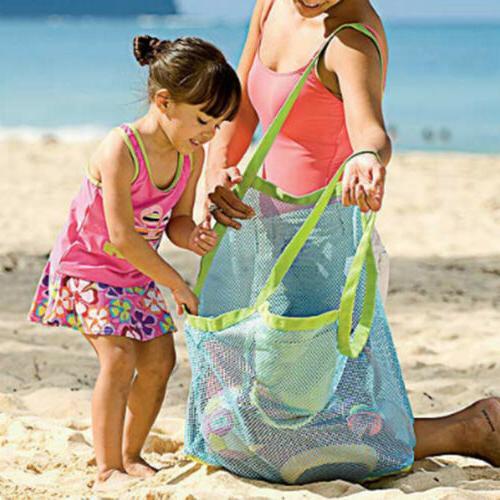 New Beach Toys Swimming Mesh Bag