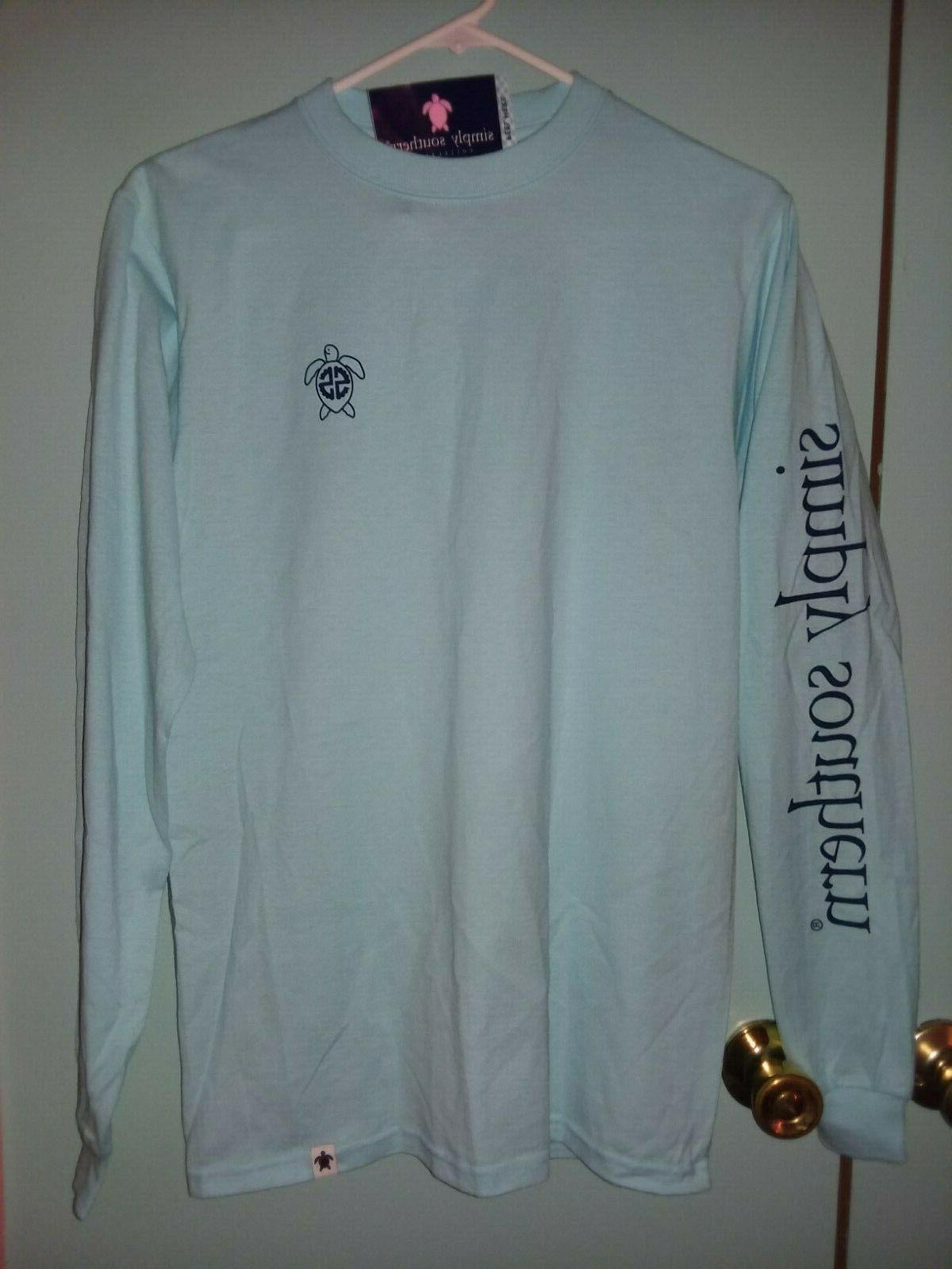 NWT Simply Southern XL Long Shirt Women's The Extra