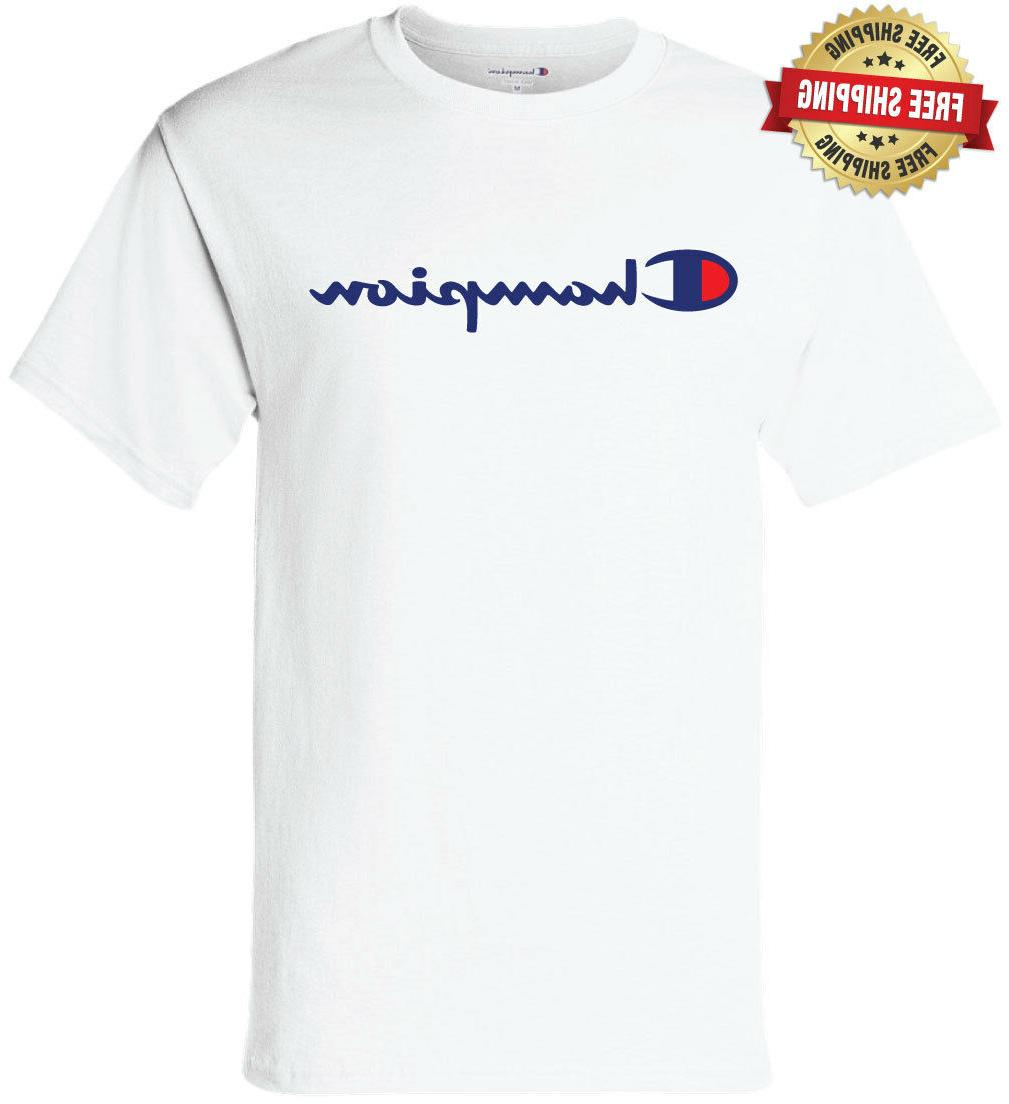 Original Champion Men's Classic Jersey T-Shirt