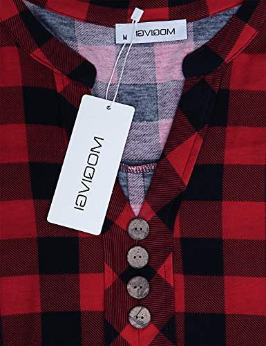 MOQIVGI V Button 3/4 Roll Red Medium