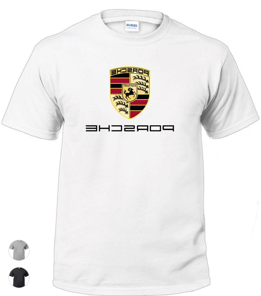 Porsche Shirt Tee