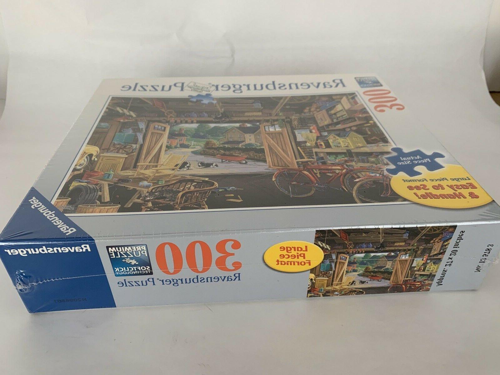 PUZZLE- RAVENSBURGER LARGE PC. 300 -