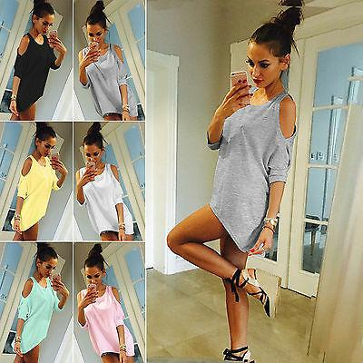 Casual Summer Tops Tee