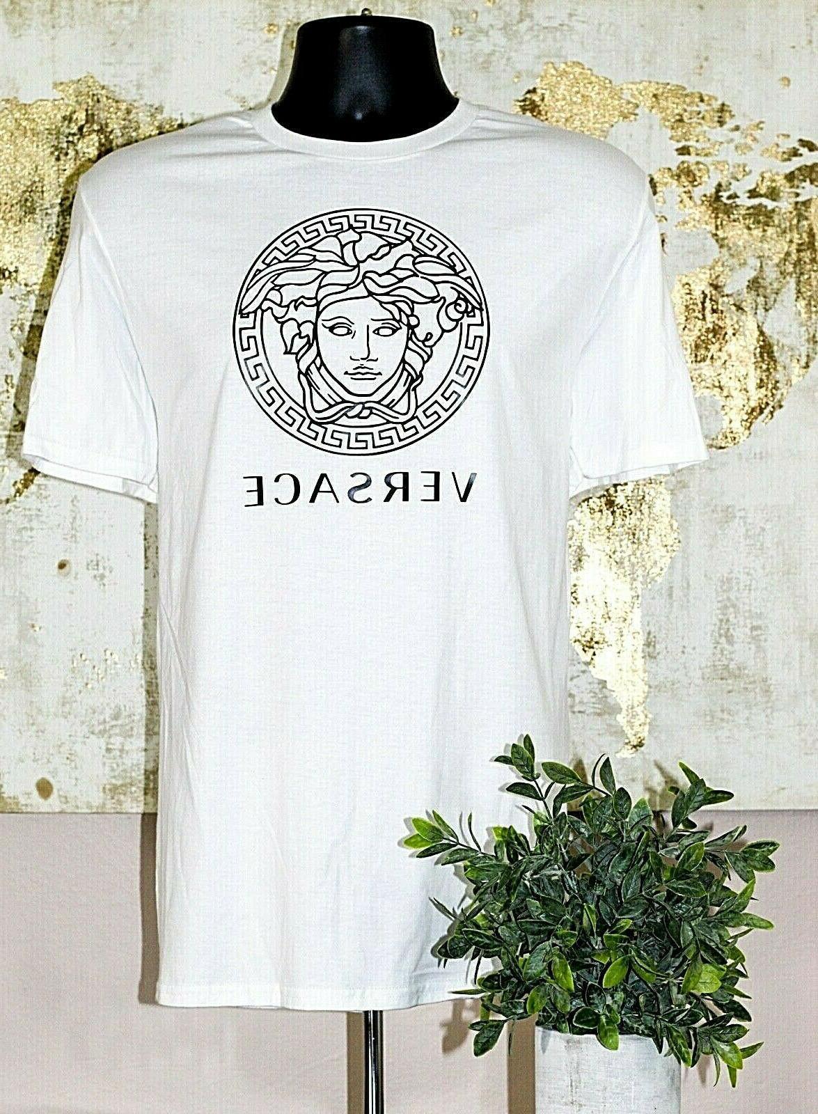versace t shirt new 2020 summer logo