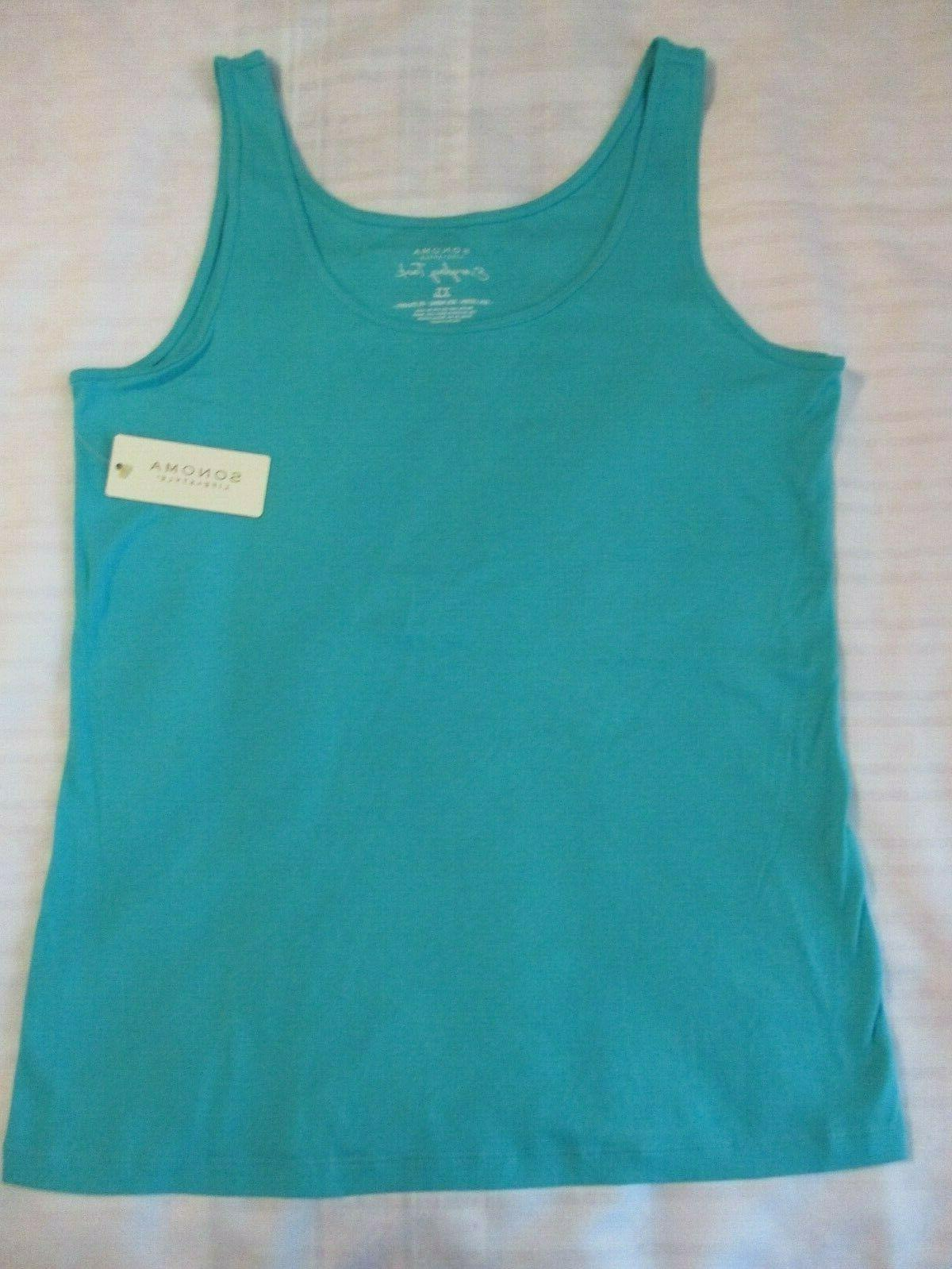 womens extra large xl everyday tank top