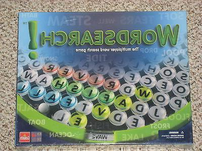 wordsearch multi player board game games 2011