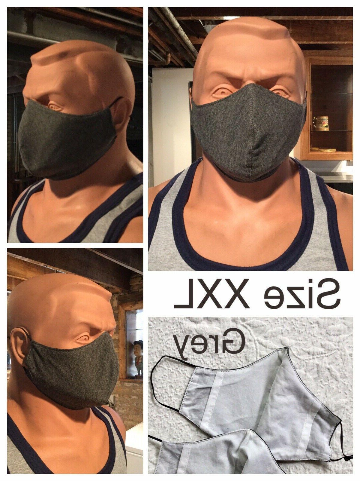 XXL Extra Big Premium Knit Cotton Filter