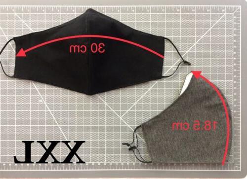 XXL Extra Big Cotton Filter Pocket