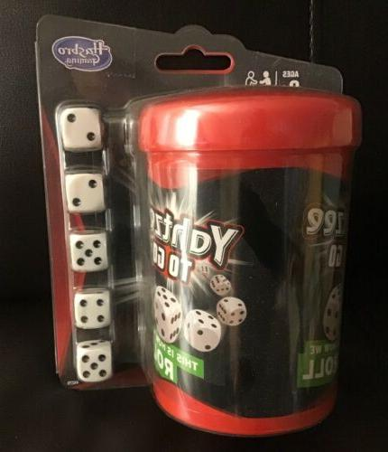 yahtzee to go travel game by gaming