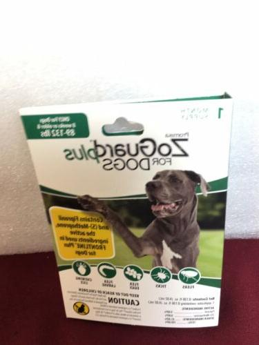 ZoGuard Plus Tick Chewing Treatment Dogs, 89-132 lbs