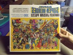 Marvel Super Heroes Fantasy Jigsaw Puzzle 300 Extra Large Pi