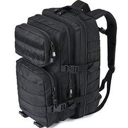 WIDEWAY Military Tactical Backpack 50L Survival Gear Backpac