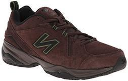 New Balance Men's MX608V4 Training Shoe,Brown,10.5 4E US