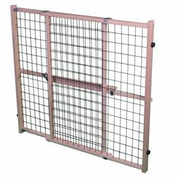 """North States Mypet 50"""" Extra Wide Wire Mesh Petgate Install"""