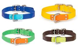 NEW Blue Green Yellow or Brown Jaunts Coated Waterproof Dog