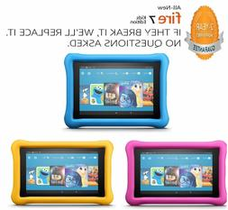 "NEW Fire 7 Kids Edition Tablet 7"" Display, 16 GB Kid-Proof C"