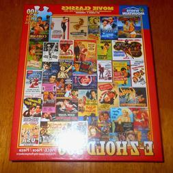 new puzzles movie classics 300 extra large