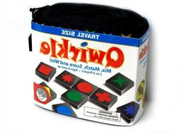 new qwirkle travel size board game by
