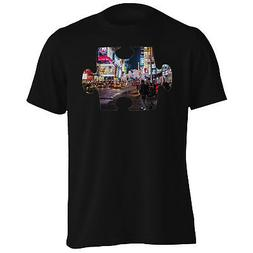 New York City Puzzle Travel Game New  Men's T-Shirt/Tank Top