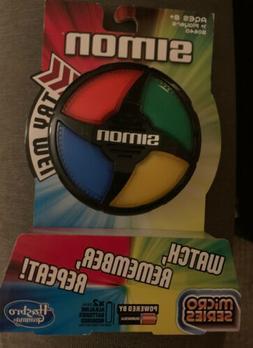 NIP Hasbro Gaming Simon Micro Series Game Original version N