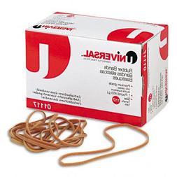 Rubber Bands, Size 117, 1/8 x 7, 210 per 1lb Box