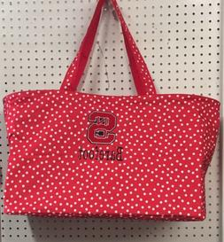 Scattered Dot Ultimate Tote Ncstate  game day beach day trav