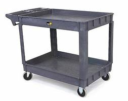 500 Pound Capacity 36 by 24 Inch Service Cart Extra Large