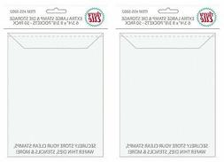 Avery Elle Stamp and Die Extra Large Storage Pockets SS-5002